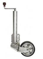 Опорное колесо автоматическое, статичекая нагр. 500 кг, динамич. нагр. 300 кг, диск 200х50