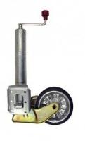 Опорное колесо автоматическое, статичекая нагр. 500 кг, динамич. нагр. 300 кг, диск 230х80