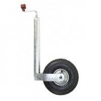 Опорное колесо, статическая нагр. 200 кг, динамическая нагр. 120 кг, воздушная основа