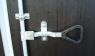 Изготовление задних дверей на стандартном прицепе САНТЕЙ