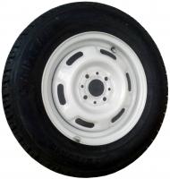 Запасное колесо 165/70/R13