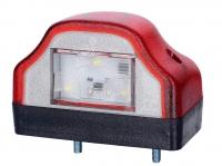 Фонарь подсветки заднего номера LTD 232  (Светодиодный)