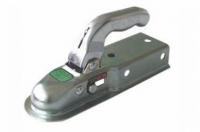 Сцепное устройство на шар KNOTT (Autoflex) KQ14 на квадрат 50 мм, 1400кг